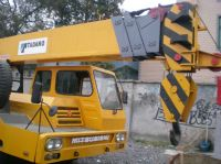 Used Japan Tadano Truck Crane