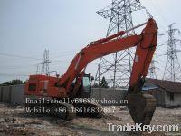 used excavators, used excavator Hitachi ZX450, used HITACHI excavators