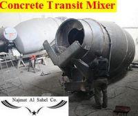 Concrete Transit Mixer