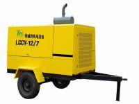 Truc pour réduction du son Tewatt-pdsg1300s-diesel-portable-silent-type-air-compressor