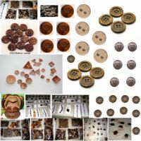 Coconut Button & other Coconut Shell Products