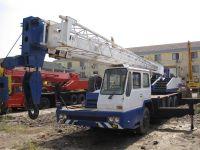used crane  TADANO 250E truck crane construction machine