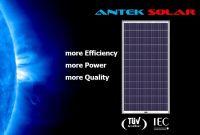 Solar Panel 155 to 280W