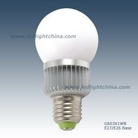 LED Dimmable Bulb