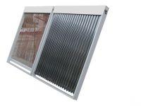 U pipe solar collector