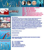 SURGICAL INSTRUMENTS & BEAUTY EQUIPMENTS