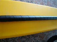underwater cutting rod