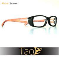 Gold  Wood Paris Eyewear - the Prestige frames