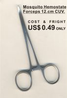 Mosquito forceps