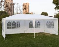 outdoor 10'x20′ wedding tent