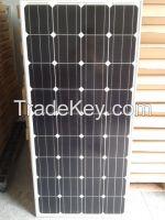 150W Mono-crystalline Solar Panel