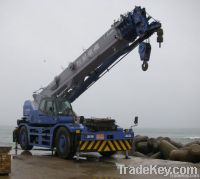 Tadano Rough Terrain Crane Used japan rough terrain crane