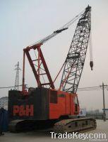 Used crawler crane 25t-750t Liebherr Demag Hitachi Kobelco