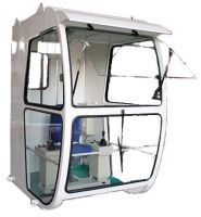 2015 High quality crane control cabin for tower crane with control unit for sell