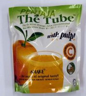 Penjaja The Tube Orange Juice With Pulp!
