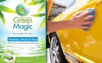 Nature's Green Magic Wash And Wax