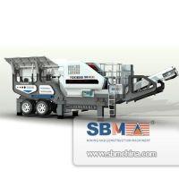 SBM Mobile Crusher Plant, Portable Crusher