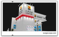 SNEC (2011) PV POWER EXPO  booth design and construction