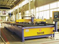 CNC gas/plasma cutting  machine