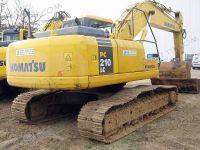 Use KOMATSU PC210 Excavator
