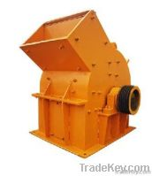 crusher / stone crusher / hammer mill crushing machine
