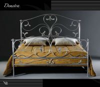 Wrought Iron Bed Demetra