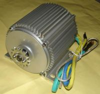 1000w brushless DC motor for E-motorcycle
