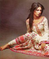 Pakistani dresses Summer 2010