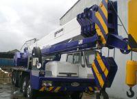 Tadano GT550E truck crane