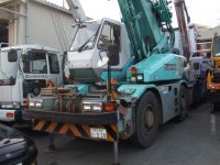Used 1992 KOBELCO Rough Terrain Crane