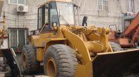 Caterpillar 950F loaders wheeled