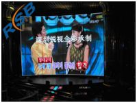 PH8 indoor Full-color LED Display for Advertising
