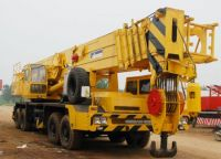 Used Tadano Crane 120T