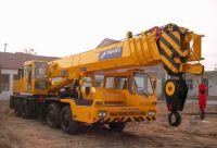 Tadano Mobile Cranes TG500E