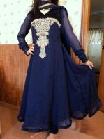 Ladies Embroidered Shalwar Kameez