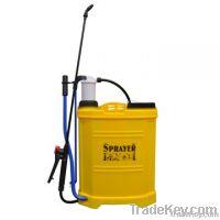 knapsack spray pump