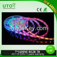 RGB led strip 5050 waterproof