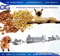 Applied to dog /fish /cat Pet Food Production Machinery