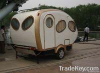 Fiberglass Camping Caravan
