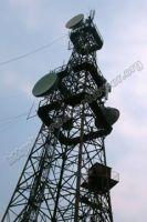 Microwave Steel Tower