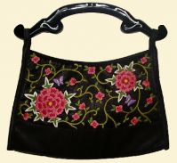 Fashionable Embroidery Handmade Bag