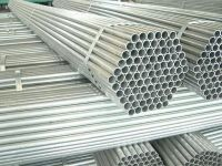 Hot Galvanized Steel Tubes