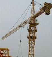 topless tower crane