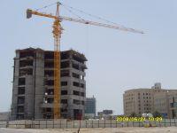 TC5008 tower crane