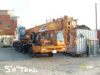 used  cranes, rough, truck and tower cranes