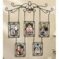 wall photo frame wrought iron hand make - Wrought Iron Picture Frames