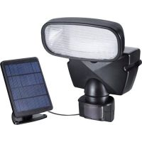 Solar security/ protecting LED light