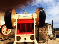 PE jaw crusher with Good price