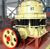 Symons Cone Crusher high quality capacity