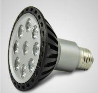 LED spotlight  Lamp PAR30 9*1w